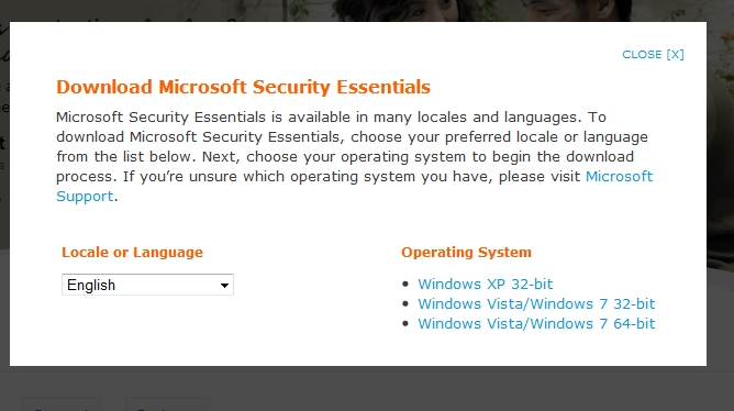 microsoft security essentials review