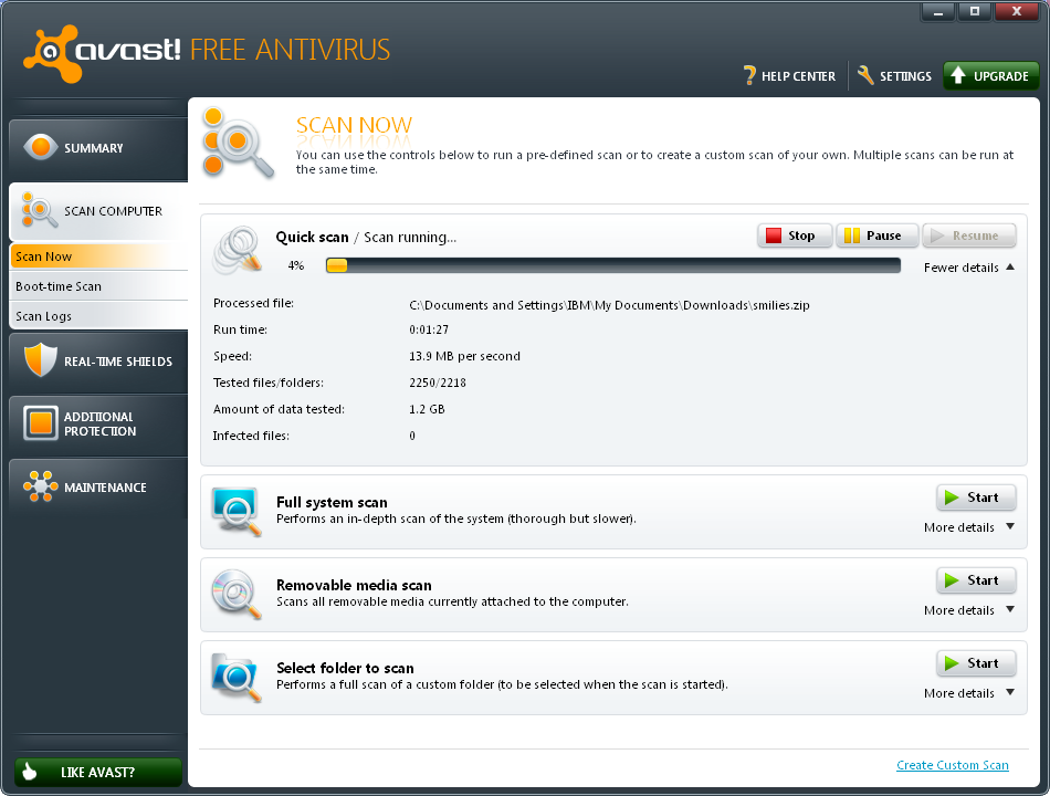 avast how to make my website safe for users